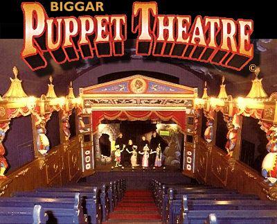 Cornhill Biggar Puppet Theatre