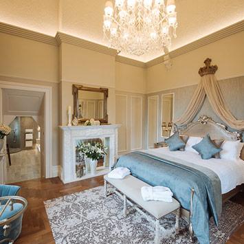 Cornhill Castle Balmoral Suite